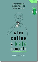when coffe and kale compete